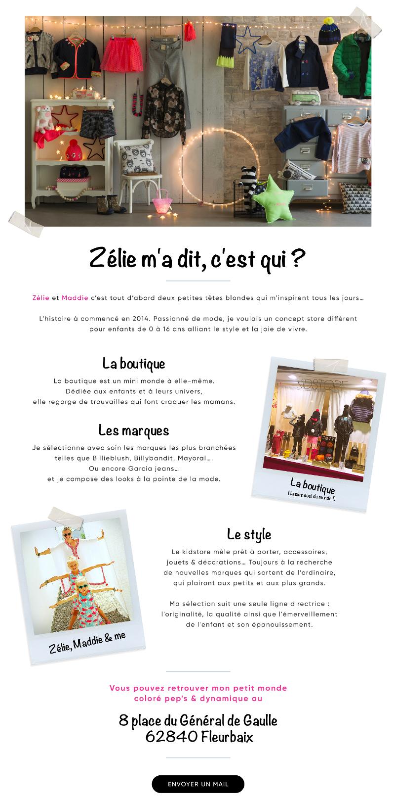 Zeliemadit.fr - Découvrez notre histoire en image