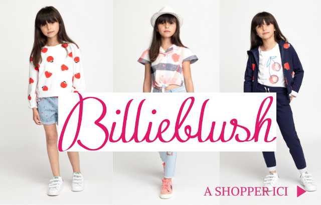COLLECTION FILLE BILLIEBLUSH