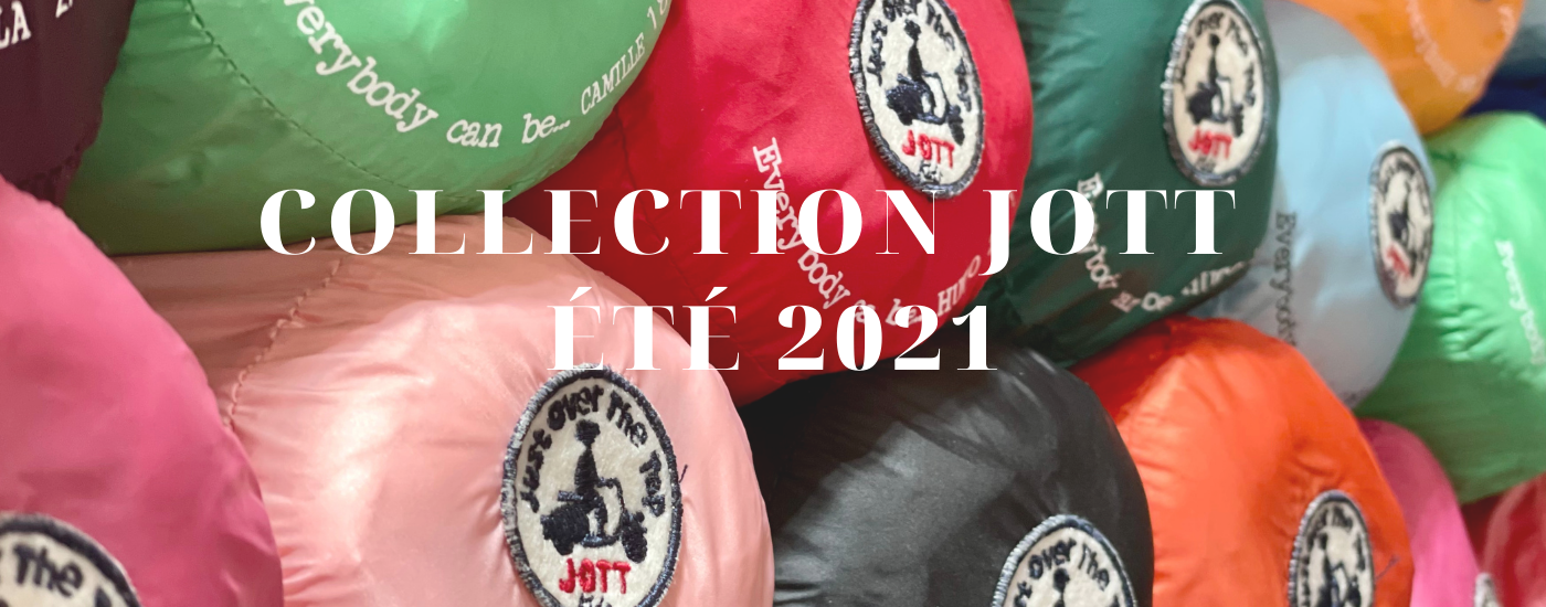 Collection JOTT été 2021 - Zélie m'a dit
