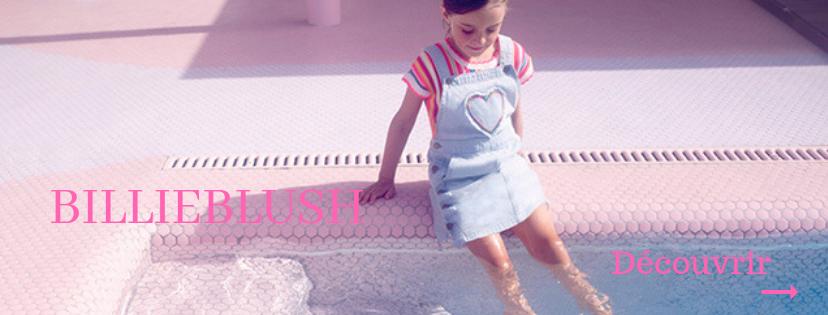 Billieblush Mode Fille - Zélie m'a dit