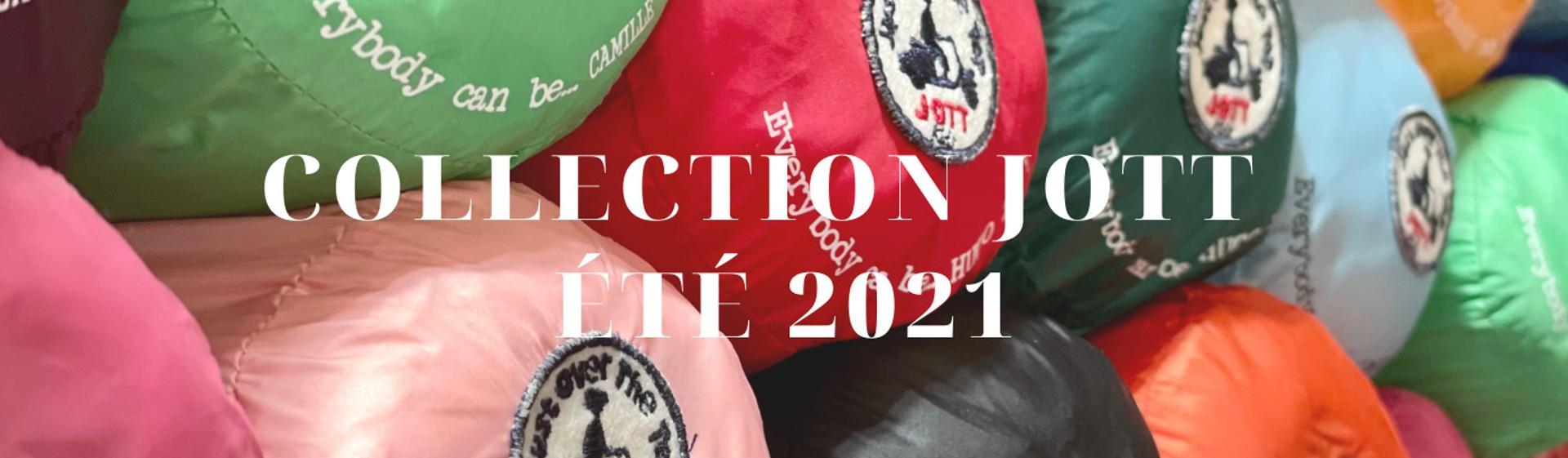 Collection JOTT été 2021 - Zélie m'a dit